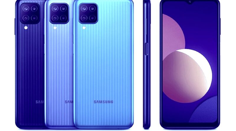 Samsung Galaxy M12 Specifications and Price
