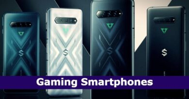 Xiaomi Gaming Smartphones of Black Shark 4 Series
