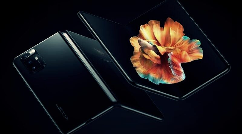 Xiaomi Introduced Mi Max Foldable Smartphone