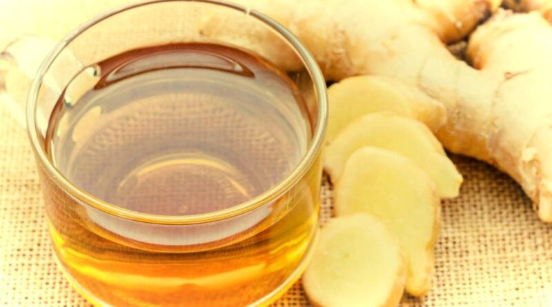 Ginger Water Benefits For Blood Pressure