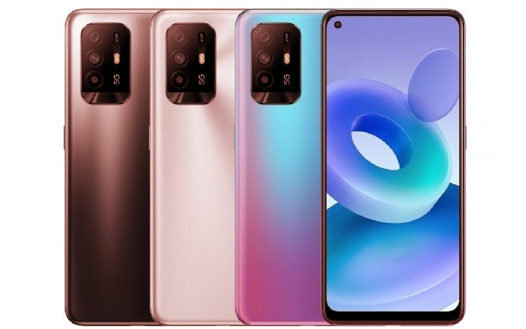 Oppo A95 (5G) Smartphone Price and Full Specifications