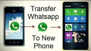 Transfer Whatsapp Chat History To Other Smartphone