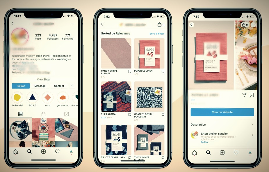 Best Feature For Instagram Shops